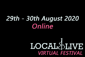 Online Events : Local & Live meets Unfest