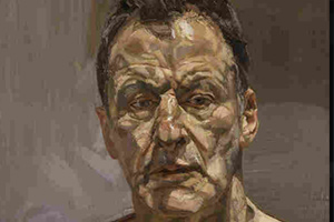 Uckfield Picture House : Lucian Freud: A Self Portrait