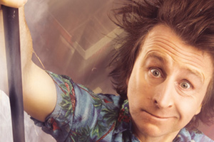 Assembly Hall Theatre : Milton Jones