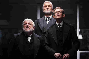 Trinity Theatre : NT Live: The Lehman Trilogy