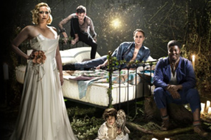 Uckfield Picture House : NT Live: A Midsummer Night's Dream
