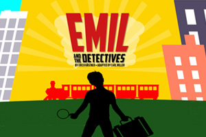 Tonbridge : Emil and The Detectives: Youth Theatre