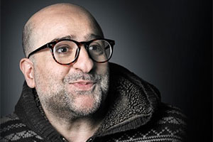 De La Warr Pavilion : Omid Djalili: The Good Times Tour