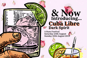 The Pantiles : Gin & Jazz: Cuba Libra - Dark Spirit
