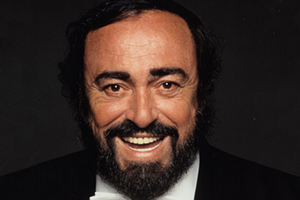 Uckfield Picture House : Pavarotti