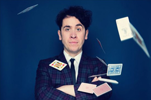 Trinity Theatre : Pete Firman & the Amazing TBC