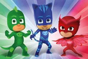 Royal Victoria Place : Be a Hero with PJ Masks