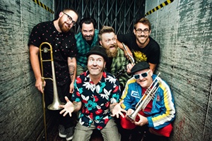 De La Warr Pavilion : Reel Big Fish