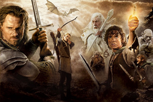 Odeon Cinema : Lord of the Rings: The Return of the King