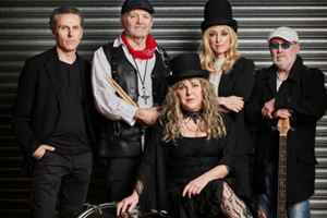Stag Theatre, Sevenoaks : Rhiannon: The Ultimate Fleetwood Mac Tribute