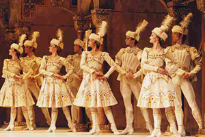 Odeon Cinema : Royal Ballet: Concerto/Enigma Variations/Raymonda
