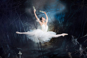 Trinity Theatre : Royal Ballet: Giselle