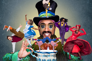 Online Events : Royal Ballet: The Mad Hatter's Tea Party