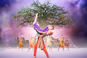 Online Events : Royal Ballet: The Winter's Tale