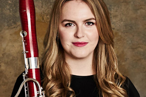 Assembly Hall Theatre : RTWSO: Amy Harman (Bassoon)