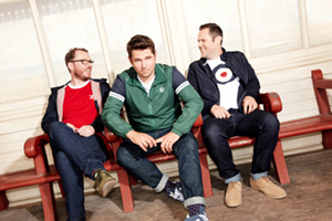 De La Warr Pavilion : Scouting For Girls