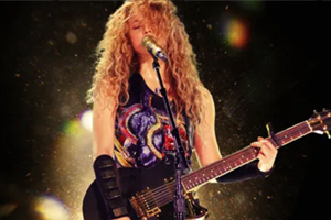 Odeon Cinema : Shakira in Concert: El Dorado World Tour