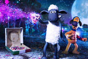 Uckfield Picture House : Shaun the Sheep: Farmageddon (Charity Screening)
