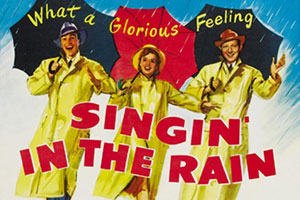 Trinity Theatre : Singin' In The Rain