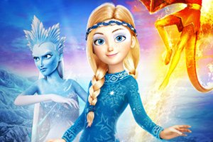 Odeon Cinema : The Snow Queen: Mirrorlands