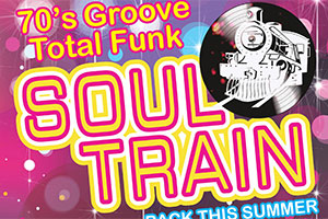 The Pantiles : Saturday Night Soul Train