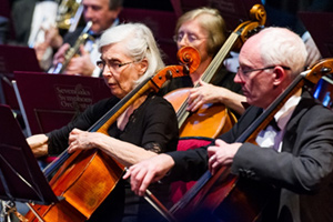 Stag Theatre, Sevenoaks : SSO: Elgar Cello Concerto