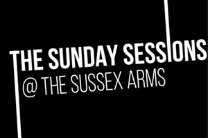 Sussex Arms : Sunday Sessions with Karl Quinn