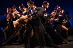 Assembly Hall Theatre : German Cornejo's Tango Fire