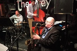 The Grey Lady : The Grey Lady Jazz Club