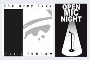 The Grey Lady : The Grey Lady Singers Night