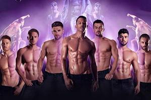 Assembly Hall Theatre : Dreamboys