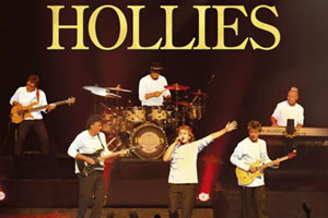 Assembly Hall Theatre : The Hollies