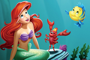 Mabledon Farm : The Little Mermaid