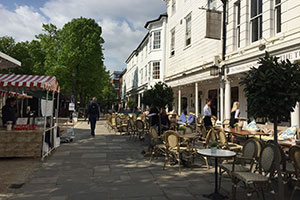 The Pantiles : Makers Fair