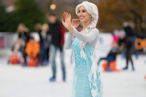 Calverley Grounds : The Snow Sisters @ Skate TW