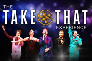 Assembly Hall Theatre : The Take That Experience