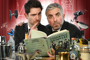Trinity Theatre : The Thinking Drinkers: Pub Quiz