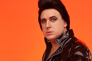 Assembly Hall Theatre : Tim Vine is Plastic Elvis