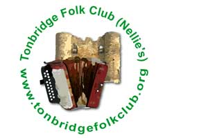 Hildenborough : Tonbridge Folk Club: Geoff Higginbottom