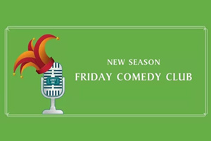 Trinity Theatre : Friday Night Comedy Club