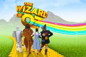 Trinity Theatre : The Wizard of Oz