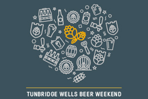 Tunbridge Wells, Mt Ephraim : Beer Weekend @ The George