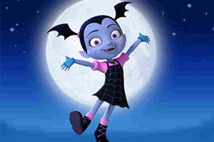 Uckfield Picture House : Vampirina: A Fang-Tastic party