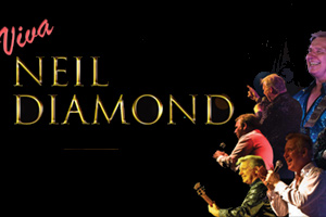 Stag Theatre, Sevenoaks : Viva Neil Diamond
