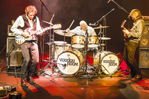 Stag Theatre, Sevenoaks : Voodoo Room: A Night of Hendrix, Clapton & Cream