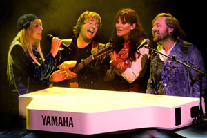 Stag Theatre, Sevenoaks : Waterloo: The Best of Abba