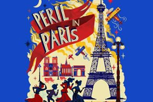 Tunbridge Wells Town Centre : Waterstones 8-13 Book Club: Peril in Paris