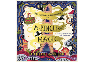Tunbridge Wells Town Centre : Waterstones 8-13 Book Club: A Pinch of Magic