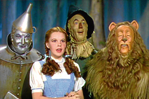 Uckfield Picture House : Cream Tea Classic: Wizard of Oz