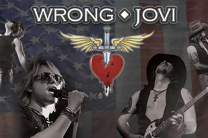 Assembly Hall Theatre : Wrong Jovi